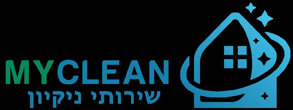 לוגו צבעוני my clean